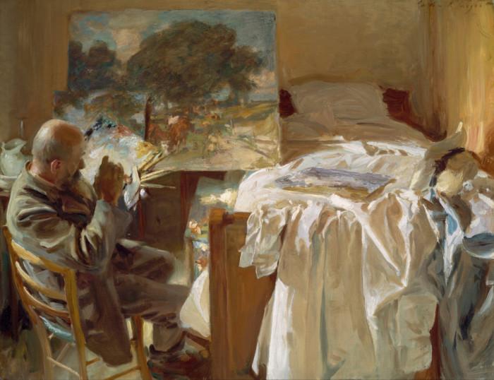 John_Singer_Sargent_-_An_Artist_in_His_Studio