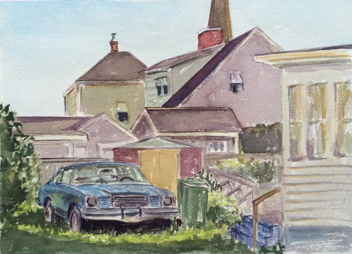 Dodge Aspen, Lunenburg.